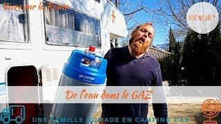 🚐✨Comment trouver et  gérer le gaz sur la route 🔥 Une Famille Nomade en Camping Car