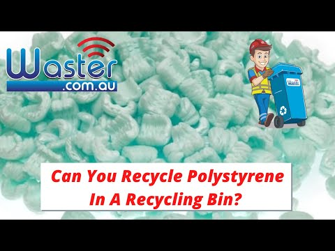 Can Polystyrene Be Recycled?: Can Polystyrene Packaging Be
