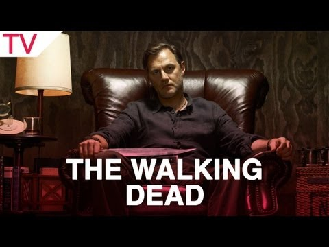 The Walking Dead's Governor chats to Digital Spy