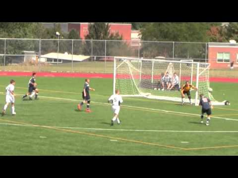 Andrew Haines Goalkeeper Highlights - Class of 2011