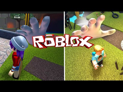 ROBLOX DEATHRUN SPRING | FEAR THE HAND | RADIOJH GAMES & GAMER CHAD