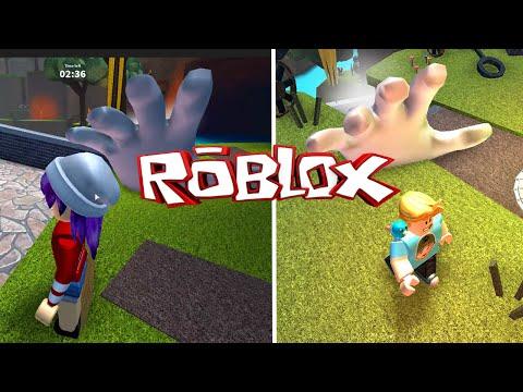 ROBLOX DEATHRUN SPRING | FEAR THE HAND | RADIOJH GAMES & GAMER CHAD