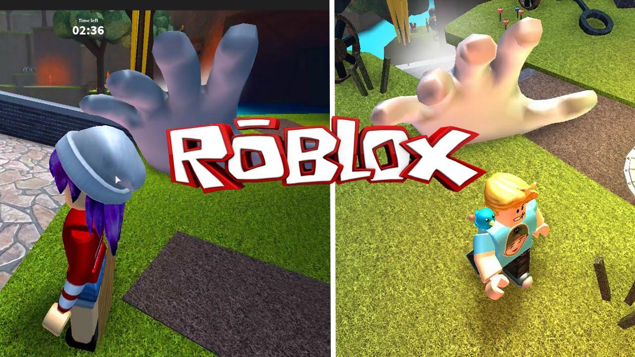 Roblox Deathrun Spring Fear The Hand Radiojh Games Gamer