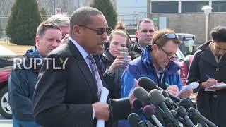 USA: NSA incident not linked to terrorism - FBI