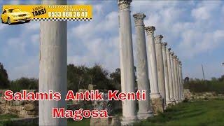 Salamis Antik Kenti - Magosa / KKTC (Salamis - Turkish Republic of Northern Cyprus)