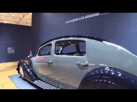 1934 Voisin C25 Aérodyne
