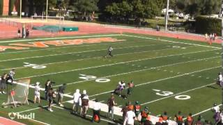 Chad Lucas University of La Verne Football Highlights