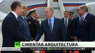 Putin expresó su preocupación sobre