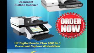 HP SCAN JET N6310 DOCUMENT FLATBED SCANNER