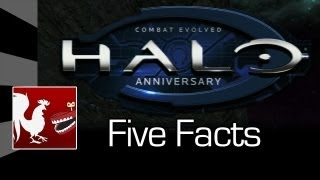 Five Facts - Halo: Combat Evolved | Rooster Teeth