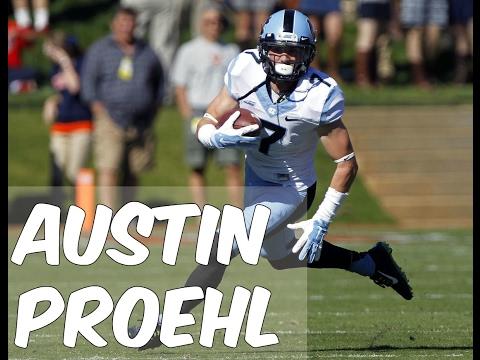 Austin Proehl || UNC Junior Highlights