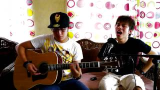 Stellar by Incubus (acoustic cover by regie & rhod