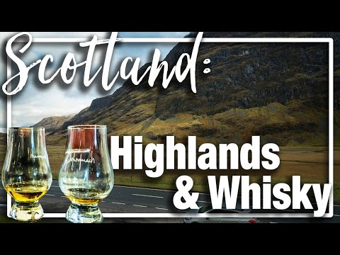 Scotland: Weekend trip to Inverness and the Highlands with kids