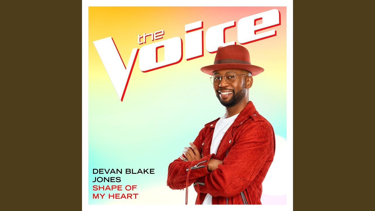 Download Shape Of My Heart (The Voice Performance)