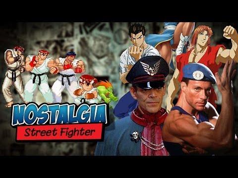 STREET FIGHTER - Nostalgia
