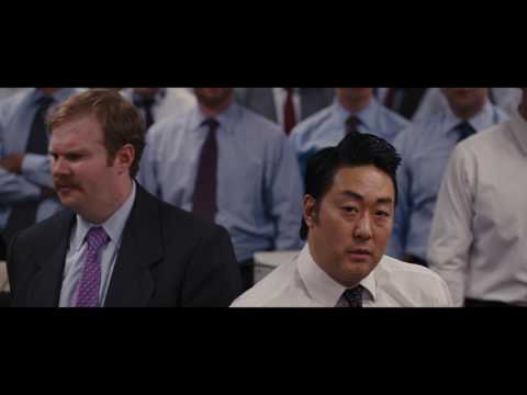 The Wolf of Wall Street- Not Leaving