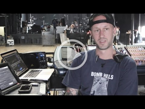 Backstage Access w/ Bob Strakele, FOH for Awolnation