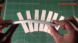 Обзор шлифовальных инструментов для моделистов (часть 5)