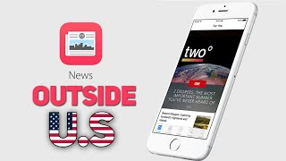 Gambar cover How to get Apple News outside of the United States!