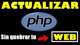 Cómo actualizar PHP en WordPress | AUMENTAR velocidad web ã...