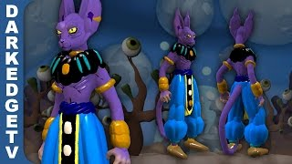 Spore - Lord Beerus the Destroyer [DBZ]