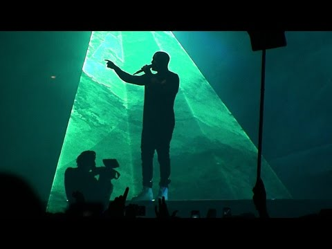 "Drake @ ACL- Encore- ""Energy/ Legend/ 100""  (720p) Live on 10-3-15"