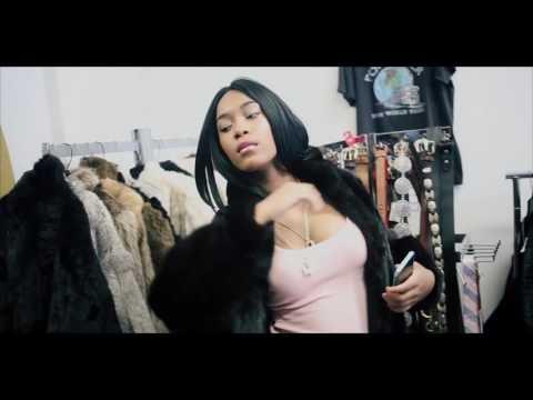 Konichiwa - Jayda Marie(Official Video)|Dir@FahargoFilmz&Everthingsuperlit