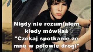 Justin Bieber ft. Jessica Jarrell - Overboard - tłumaczenie pl