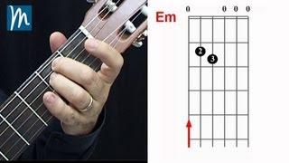 Capítulo 006 - Acordes de Guitarra Em y B7