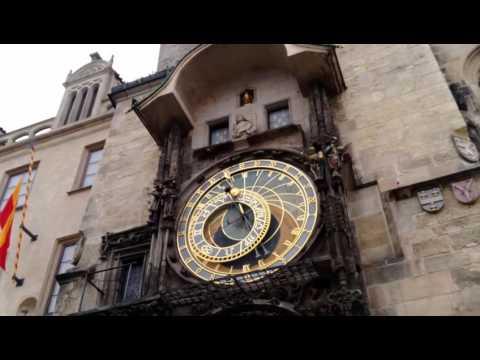 布拉格廣場天文鐘