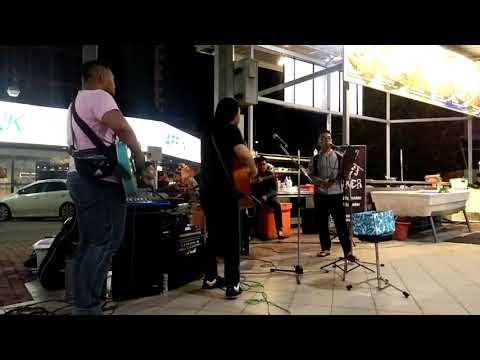 Buddy Busker (Cover Song) Tergantung Sepi ~ Akim Rosli