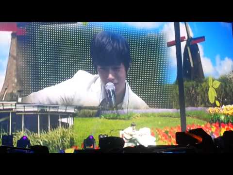 28 Sep 2013 L.Kim Solo [ Love You Like You ] BKK Thailand by Newkie