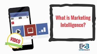 What is marketing intelligence? -