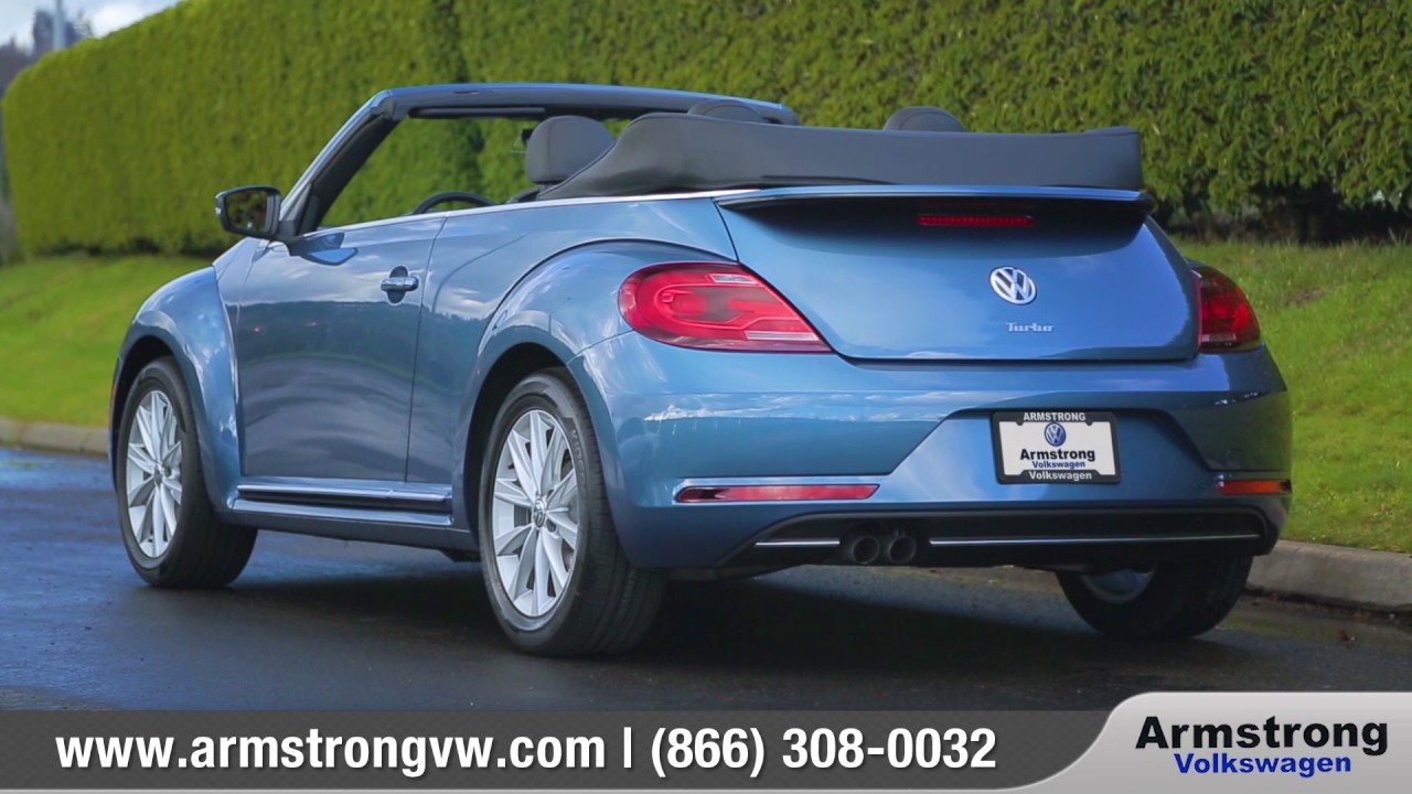 2017 Volkswagen Beetle Convertible Car Review What S Next Media