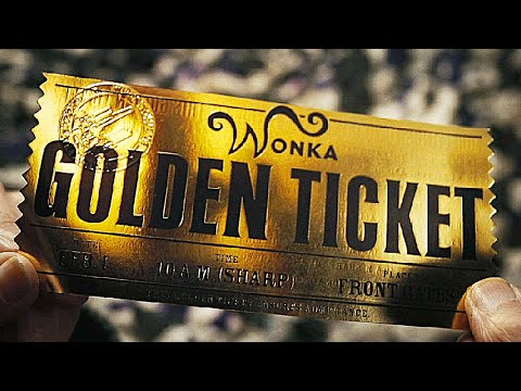 Charlie and the Chocolate Factory - The Last Golden Ticket