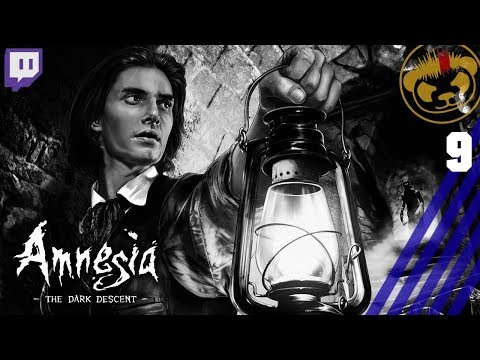 BOOM! Fragile Glass | Part 9 | Amnesia: The Dark Decent