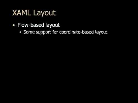 Stackpanel and Layout in WPF