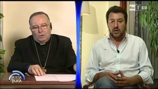 Salvini e la mosca immigrata clandestina