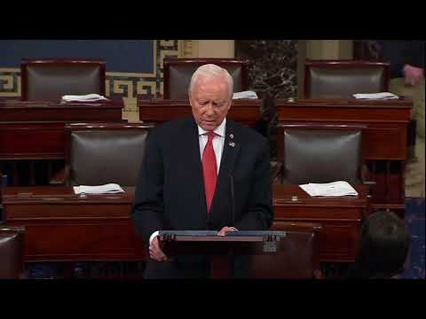 Senator Hatch Honors President Thomas S. Monson