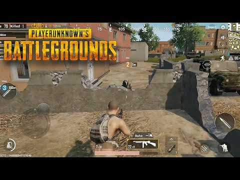 PUBG Mobile [ENGLISH VERSION] - iOS / Android - ULTRA GRAPHICS Gameplay
