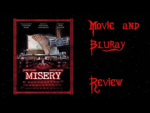 Misery (1990) Movie/Blu-ray Review