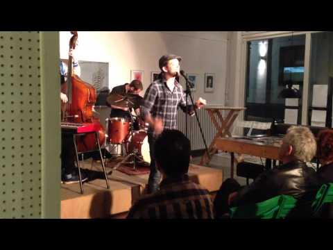 Zwergriese - Sprengsätze (Jazz Poetry in der Kreativstatt Gelsenkirchen)