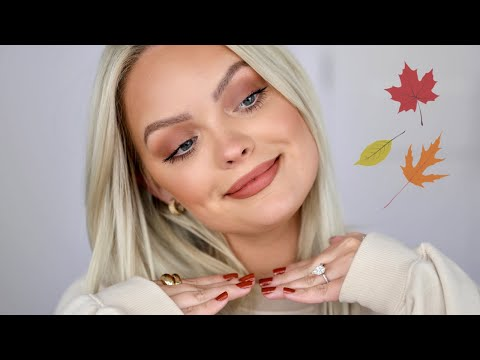 HOW TO EASY EVERYDAY FALL MAKEUP TUTORIAL 🍂