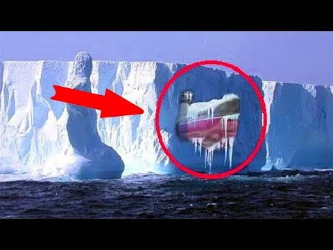 5 Mysterious Things Found Frozen in Ice