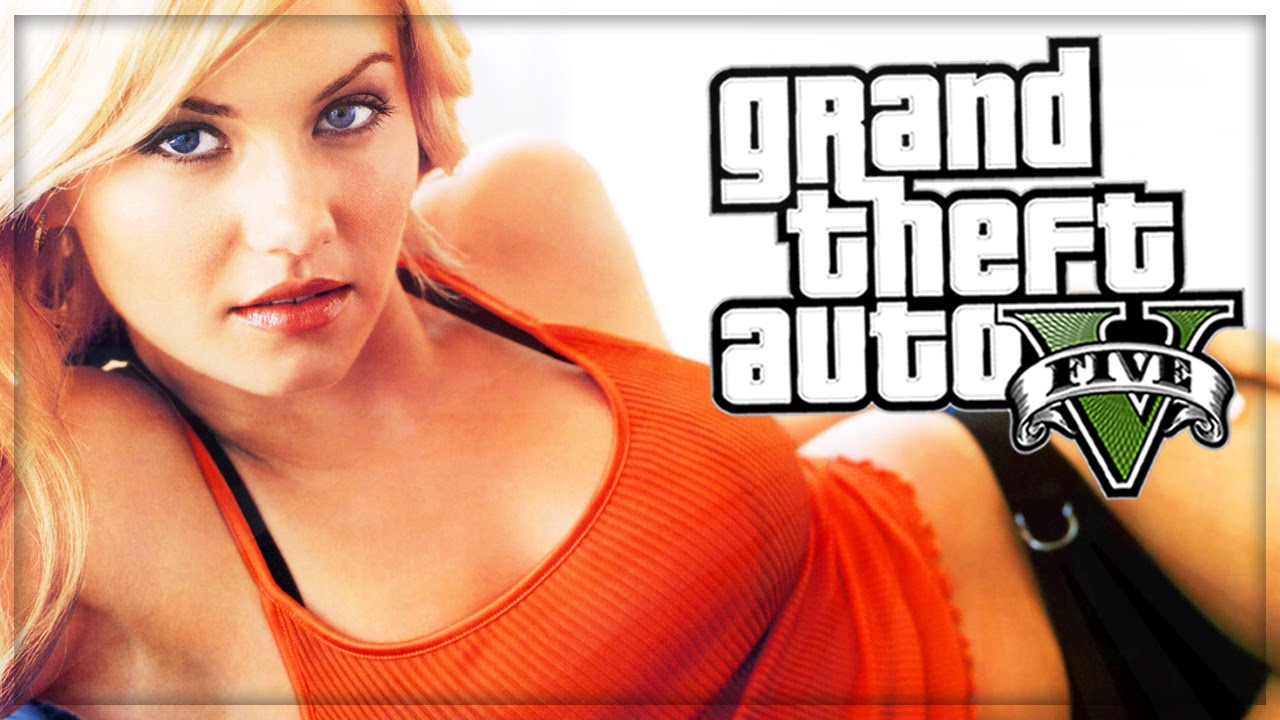 Sexy Gta 5 Character Best Looking Hot Character In Gta 5 -8548