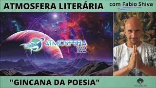 """""""GINCANA DA POESIA"""" (Atmosfera Literária)"""