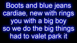 Usher ft. Rick Ross - Let Me See LYRICS HD