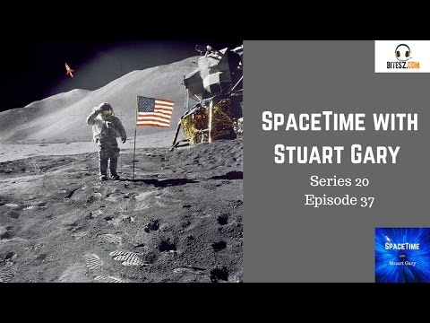 Moon Landing conspiracy theories & more - SpaceTime with Stuart Gary S20E37
