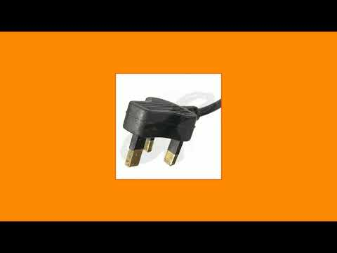 AC Power Supply Adapter Cord Cable Lead 3-Prong for Laptop