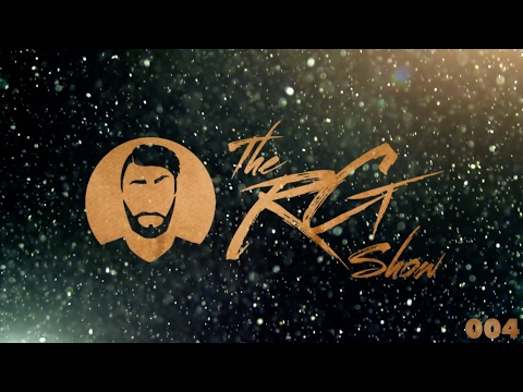 The RG Show #004 - Francois van Coke